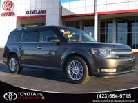 CARFAX One-Owner. Clean CARFAX. 2016 Ford Flex SEL FWD