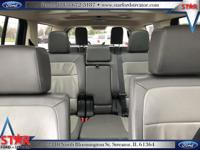 Options:  2016 Ford Flex Sel|Gray|3.39 Axle Ratio|Cloth