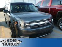 Ford Flex is the modern way to move. With bold