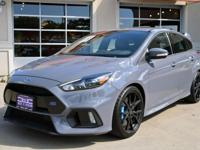 2016 Ford Focus RS Hatchback. This Focus is in superb
