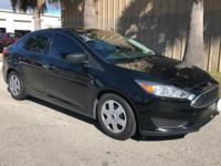 This 2016 Ford Focus 4dr Sdn S is proudly offered by