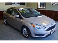 *Affordable new body ford focus with low miles -