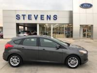 2016 Ford Focus SE FWD Automatic 2.0L 4-Cylinder DGI