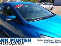 Recent Arrival! Nitrous Blue Quad-Coat 2016 Ford Focus