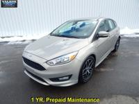 Introducing the 2016 Ford Focus! An awesome price