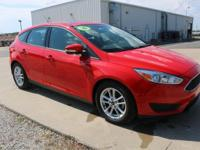 Recent Arrival! 36/26 Highway/City MPG 2016 Ford Focus