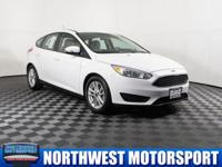 Clean Carfax Two Owner Hatchback with Backup Camera!