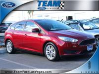CARFAX One-Owner. 2016 Ford Focus 26/36 City/Highway