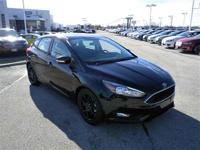 SPORTY * 5-DR HATCHBACK * LEATHER SEATING * GLOSS BLACK