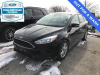 Ford Certified, **1 OWNER**, and **CLEAN VEHICLE