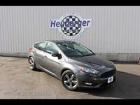 3 Cylinder  Options:  6-Speed Automatic|Clean Carfax