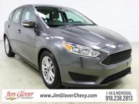 Drive home this 2016 Ford Focus SE in Magnetic with