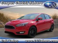 Fun and sporty!! Just Arrived... This sweet Focus is