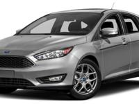 Options:  2016 Ford Focus Se|Miles: 34223Color: