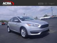 2016 Ford Focus Hatchback, stk # 17646, key features