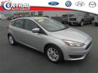 Ford Focus SE 2016 37169 Reviews: * Balanced ride and