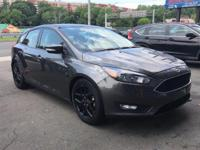 Check out this 2016 Ford Focus SE. Its Automatic