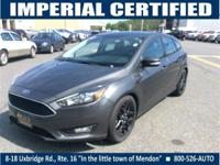 CARFAX 1-Owner, ONLY 21,389 Miles! EPA 36 MPG Hwy/26