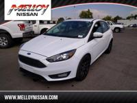 This outstanding example of a 2016 Ford Focus SE is