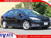 Recent Arrival! New Price! Clean CARFAX. Black FWD 2.0L