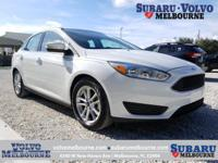 LOW MILEAGE 2016 FORD FOCUS SE**CLEAN CAR FAX**ONE