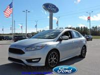 Safe and reliable, this 2016 Ford Focus SE comfortably