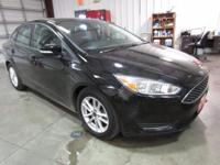 New Price! 2016 Ford Focus SE Black 2016 Ford Focus SE