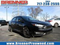 Look at this 2016 Ford Focus SE. Its transmission and