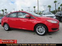 It only takes a glance to see the 2016 Ford Focus'
