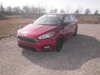 Focus SE, 4D Sedan, 2.0L 4-Cylinder DGI DOHC, 6-Speed