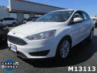Options:  2016 Ford Focus Se|Miles: 36750Color: Oxford