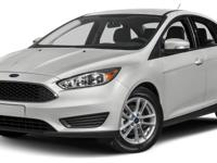 Options:  2016 Ford Focus Se|Recent Arrival! Carfax