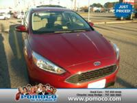 This 2016 Ford Focus SE is proudly offered by Pomoco