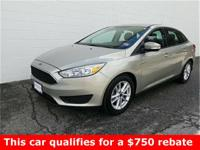 2016 Ford Focus SE Tectonic Certified. ****GRAPPONE