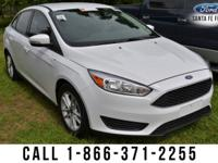 *2016 Ford Focus SE - *Compact sedan - 2.0L I4 Flex