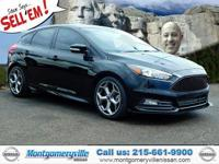 This is a 2016 Ford Focus ST. Priced below Market! Low