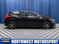 One Owner Hatchback with Backup Camera!  Options: