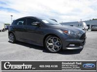 This 2016 Ford Focus ST will sell fast -Backup Camera