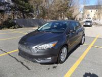 2016 Ford Focus Titanium sedan! Automatic Transmission!