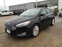 Options:  2016 Ford Focus Titanium|Shadow