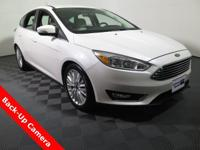 2016 Ford Focus Titanium Hatchback with a 2.0L Engine.