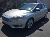 2016 Ford Focus Titanium Hatchback * 2.0L I4 Flex Fuel