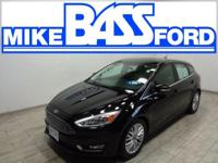 Ford Certified, 4D Hatchback, 6-Speed Automatic with