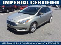 CARFAX 1-Owner, ONLY 20,065 Miles! EPA 38 MPG Hwy/26