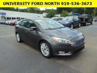 CARFAX One-Owner. Clean CARFAX. 2016 Ford Focus