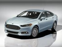 2016 Ford Fusion Energi SE Luxury in Ingot Silver
