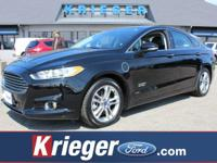 Check out this awesome one-owner 2016 Fusion Energi