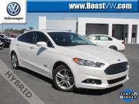 New Price! CARFAX One-Owner. 2016 Ford Fusion Energi