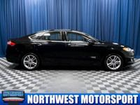 Clean Carfax Hybrid Sedan with Backup Camera!  Options: