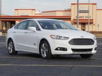 2016 Ford Fusion Energi CARFAX One-Owner. Clean CARFAX.